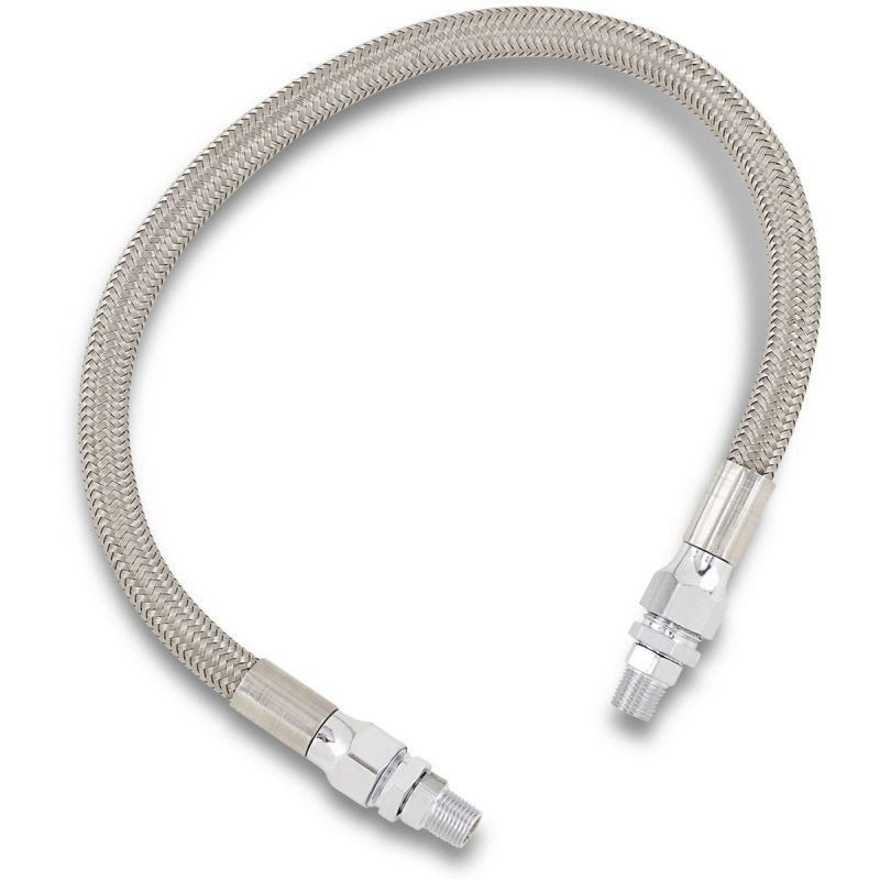 """Oil Line Stainless Steel 16"""""""