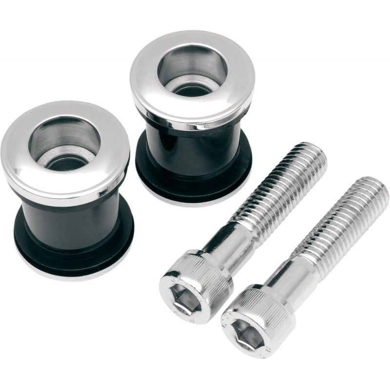 Flush Handlebar Riser Bushing Kit