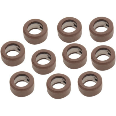Lower Oil Line Fitting Seal With Ferrules
