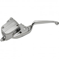 Brake Master Cylinder/lever Assembly Front Hydraulic Chrome