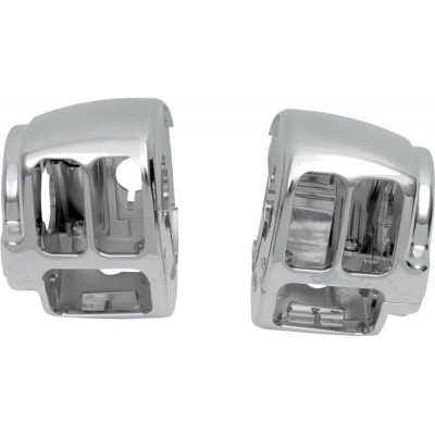Switch Housing Left/top Chrome