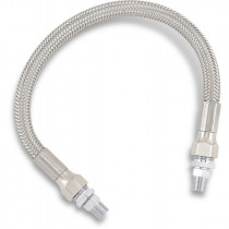 """Oil Line Stainless Steel 12"""""""