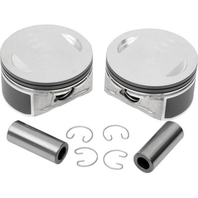 Replacement Piston Kit 96 Twin Cam Bore + 0.010""