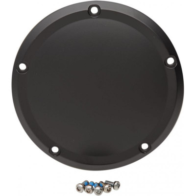 Cover Derby 5-hole Flat Black