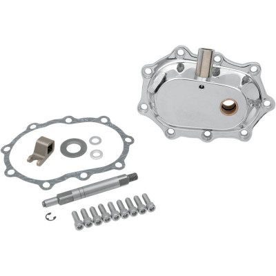 Heavy-duty Kicker Cover Kit Chrome