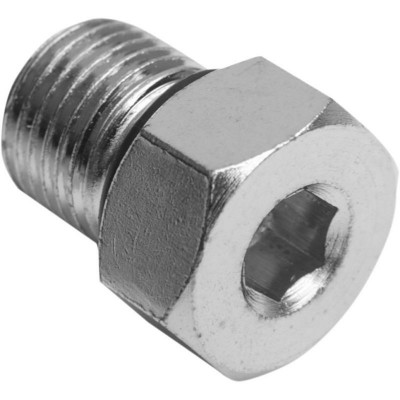 "Magnetic Drain Plug W/ O-ring 1/2""-20"
