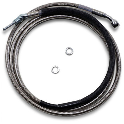 """Clucth Line Stainless Steel + 4"""" Hydraulic"""