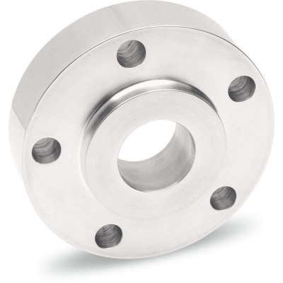 """Rear Belt Pulley Spacer 1.0"""" Chrome"""