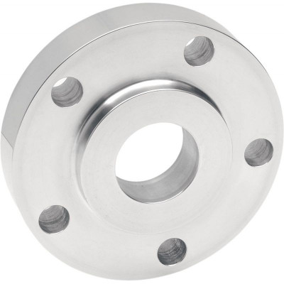 """Rear Belt Pulley Spacer 0.750"""" Chrome"""