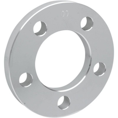 """Rear Belt Pulley Spacer 0.500"""" Zinc-plated"""