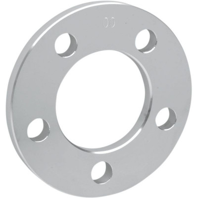 """Rear Belt Pulley Spacer 0.375"""" Zinc-plated"""