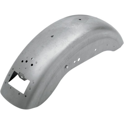 Rear Replacement Fender Pre-drilled W/o Ecm Cut-out