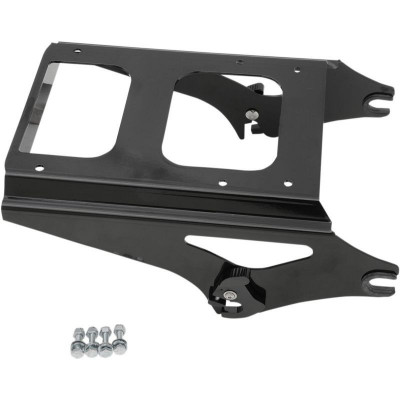 Rack Quick Detach Tour Box Mount Black