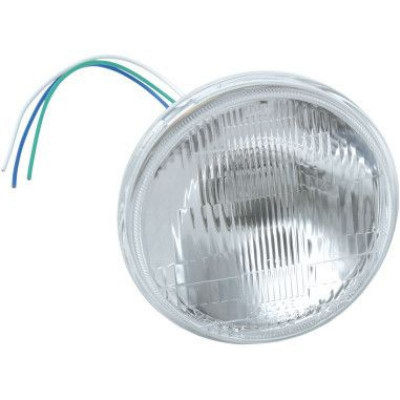 "Replacement Headlight 5 3/4"" Dia"
