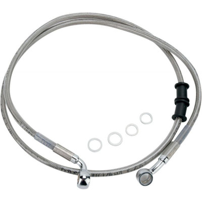Front Brake Line Stainless Steel