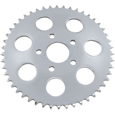 Rear Chain Sprocket Dished 48t Steel/chrome