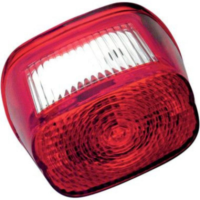 Red Replacement Taillight Lens