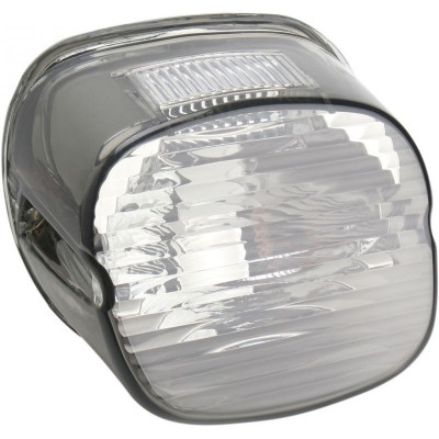 Taillight Laydown Led Smoke Lens W/ Top Taglight