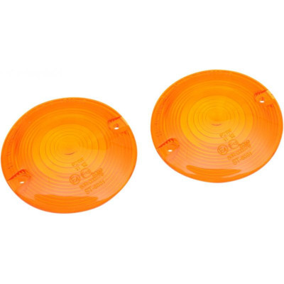 Replacement Amber Turn Signal Lenses