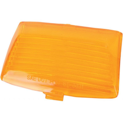 Replacement Amber Lens For Front Fender Tip Light