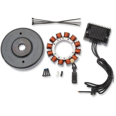 Charging Kit 32a Heavy-duty Black