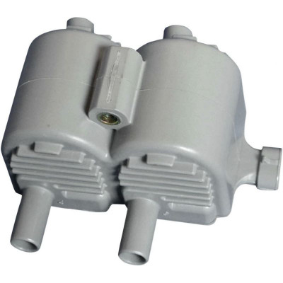 Dual-fire Ignition Coil Gray
