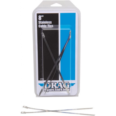 """Stainless Steel Cable Ties 8"""""""