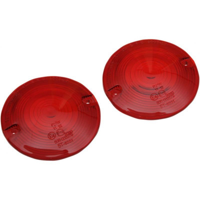 Replacement Red Turn Signal Lenses