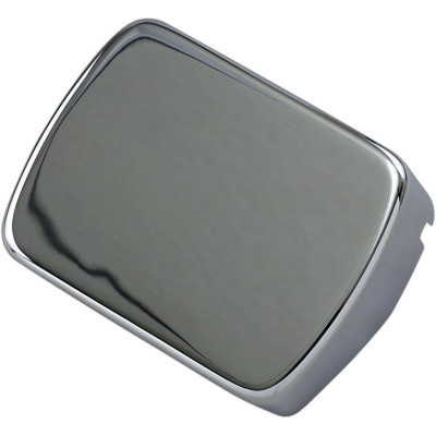 Coil Cover Smooth Chrome