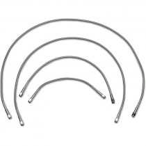 Universal Brake Line Stainless Steel An-3 36""