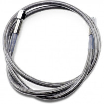 Universal Brake Line Stainless Steel An-3 46""