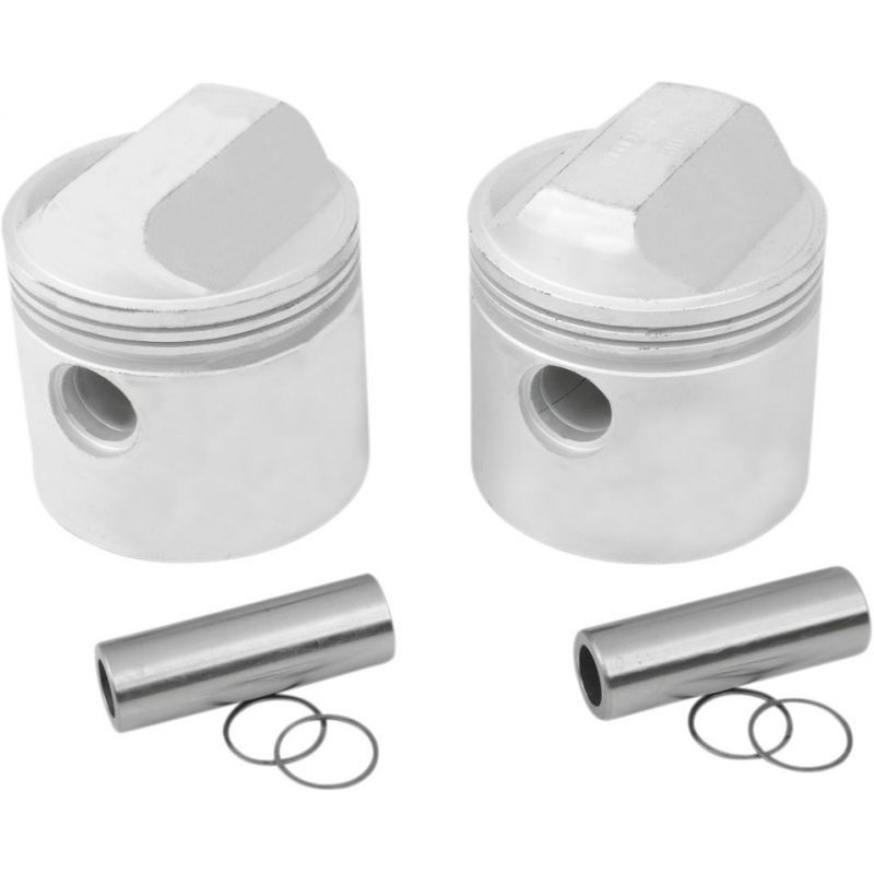 "Replacement Piston Xl-1000cc 3.1875"" Oversize +0.020"" 8:1"