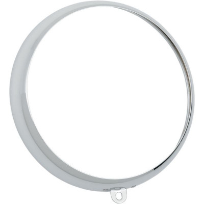 """Replacement Chrome Trim Ring For Headlight 7"""" Pe:20010556"""