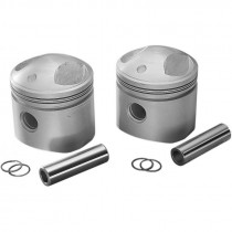 "Replacement Piston 1340cc 3.498"" Oversize +0.030"" 8:1"