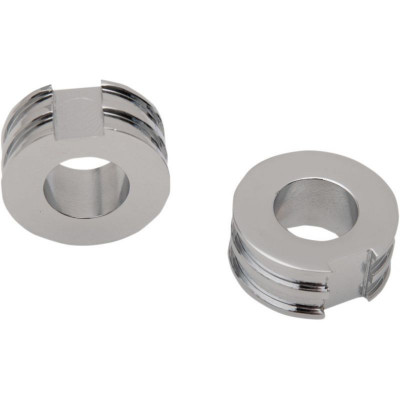 """Axle Adjuster Spacer 0.625"""" Chrome"""