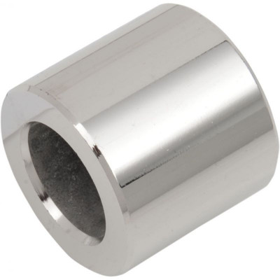 "Outer Axle Spacer Chrome 0.75"" I.d. 1.125"" Width"