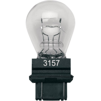 Dual Filament Bulb Clear 3157-style