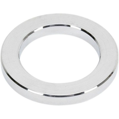 "Outer Axle Spacer Chrome 0.75"" I.d. 0.141"" Width"