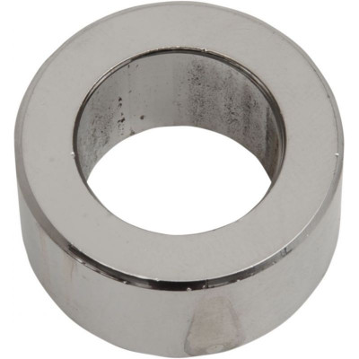 "Outer Axle Spacer Chrome 0.75"" I.d. 0.625"" Width"
