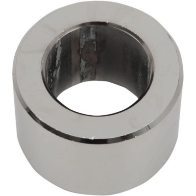 "Outer Axle Spacer Chrome 0.75"" I.d. 0.8125"" Width"