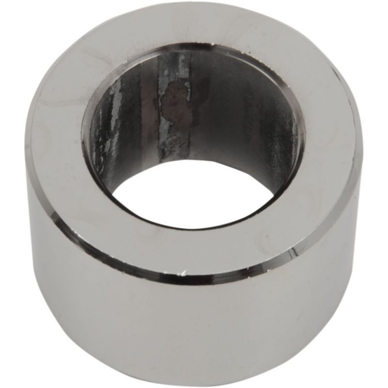 """Outer Axle Spacer Chrome 0.75"""" I.d. 0.8125"""" Width"""