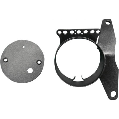 Black Speedometer Relocation Bracket