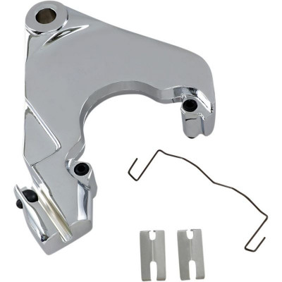 Rear Caliper Bracket Chrome