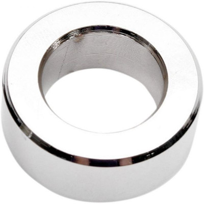 "Outer Axle Spacer Chrome 0.75"" I.d. 0.500"" Width"