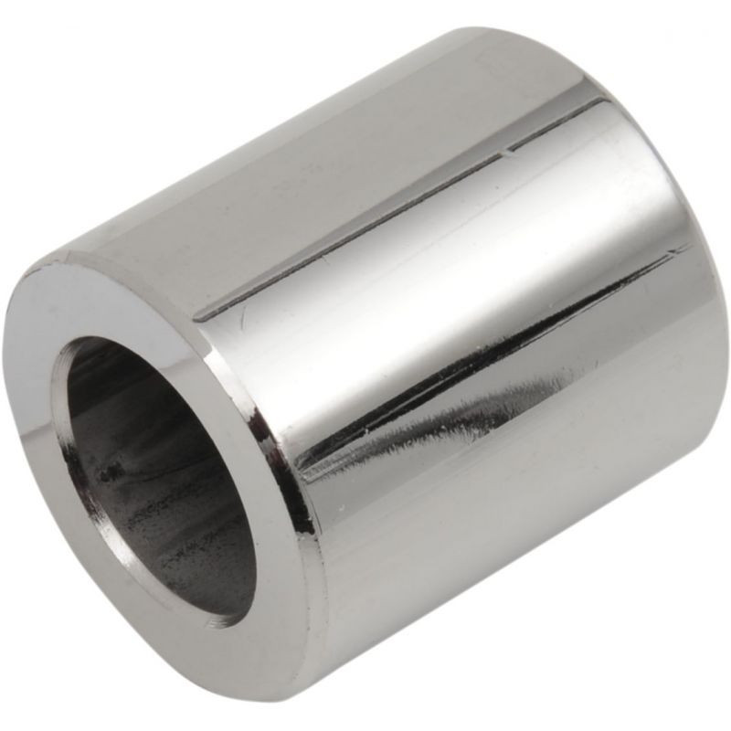 """Outer Axle Spacer Chrome 0.75"""" I.d. 1.375"""" Width"""