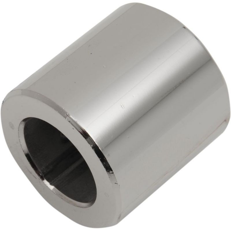 """Outer Axle Spacer Chrome 0.75"""" I.d. 1.250"""" Width"""