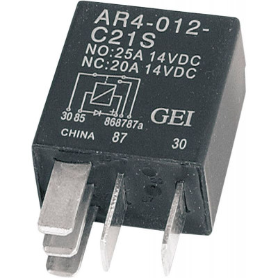 Micro Relay W/diode