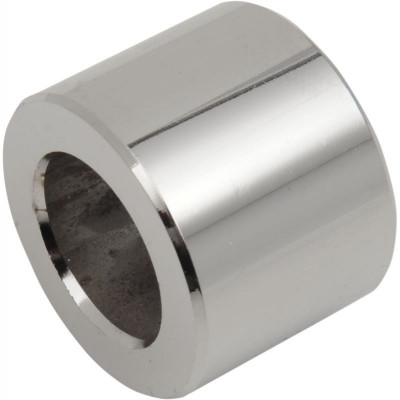 "Outer Axle Spacer Chrome 0.75"" I.d. 0.9375"" Width"