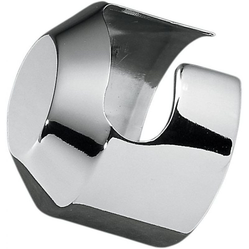 Solenoid End Cover Chrome