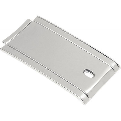 Lower Dash Panel Plain Chrome